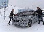 В Сети появились снимки нового седана Mercedes C-Class