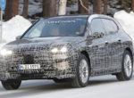 Новый BMW iX5 выехал на зимние тесты (фото)