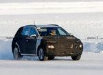 Обновленный Hyundai Kona впервые заметили на тестах (Фото)