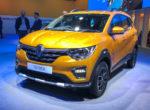 Бюджетный кроссовер Renault Triber получил новую версию (Фото)