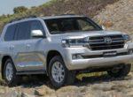 Toyota Land Cruiser получит специальную версию Sahara Horizon (Фото)