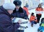 Тюменские автоинспекторы напоминают о безопасности детей-пассажиров