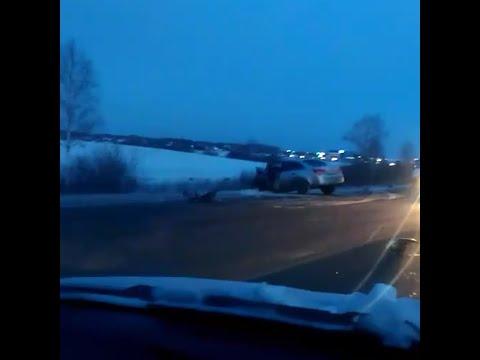 В массовом ДТП под Тюменью погиб человек | 72.RU