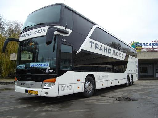 Компания «ТрансЛюкс» доставит пассажира из Москвы в Санкт-Петербург за 5-6 часов