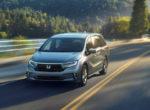 Honda Odyssey нового поколения: известна дата выхода и информация о большой минивэн (Фото)