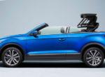 Volkswagen начал продажи кроссовера-кабриолета T-Roc (фото)