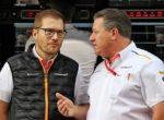 Директор McLaren: Я горжусь нашей командой в Австралии