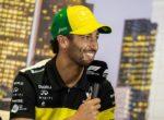Риккардо: Мы ожидаем, что гонки стартуют в июле