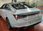 Hyundai приступил к серийному производству новой Elantra (Фото)