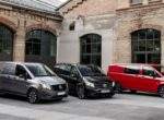Mercedes обновил популярный фургон Vito (Фото)