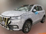 Китайский аналог Volkswagen Tiguan получит новую версию (Фото)