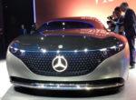 Стала известна дата премьеры нового электрокара Mercedes-Benz EQS