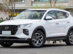 Стартовали продажи обновленного Hyundai Tucson (Фото)