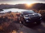 Toyota подготовила культовый Land Cruiser 200 в ретро-стиле (Фото)