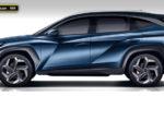 В сеть попали изображения нового кроссовера Hyundai Tucson (фото)