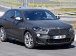 Модернизированный BMW X2 вышел на тесты (Фото)
