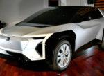 Subaru и Toyota выпустят совместный электрический кроссовер (фото)