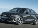 Audi представила новый седан Audi A3 (фото)