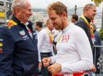 Марко: Red Bull не готов пригласить Феттеля