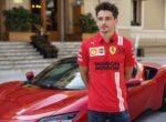 Леклер: Я не буду первым пилотом в Ferrari