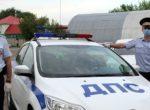 Тюменские автоинспекторы помогли доставить в больницу ребёнка с травмой