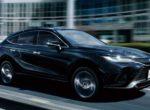 Toyota вывела на рынок новый кроссовер (фото)