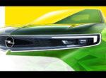 Opel рассказал о дизайн Mokka нового поколения