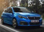 Peugeot представила обновленный хэтчбек 308 (фото)