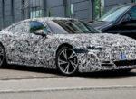 Audi вывела на испытания новый Audi E-Tron GT (фото)