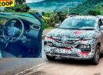 В сеть «слили» изображения салона нового кроссовера Renault (фото)