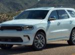 Dodge представил новый кроссовер (фото)