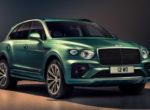 Bentley представила обновленную версию кроссовера Bentayga (фото)