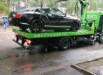 В ходе розыска судебными приставами установлено местонахождение дорогого автомобиля