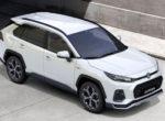 Новая модель Suzuki Across оказалась копией Toyota RAV4 (Фото)