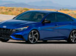 Hyundai представила «заряджений» седан Elantra (фото)