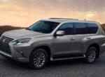 Lexus представив оновлений позашляховик GX (фото)