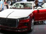 По-богатому: китайцы выпустили роскошный седан за $ 90 000 (фото)