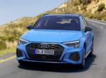 Audi показала гибридный хэтчбек A3 Sportback (фото)