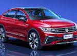 Volkswagen офіційно представив купеподібний кросовер Tiguan X (фото)