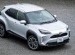 Новый кроссовер Toyota Yaris Cross выходит на мировой рынок (фото)