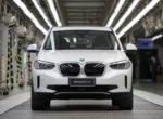 BMW выпустила первый полностью электрический кроссовер