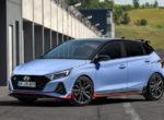 Hyundai представила новый «заряженный» хэтчбек i20 N (фото)