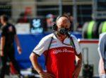 Вассер: До конца октября Alfa Romeo определится с пилотами