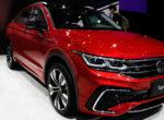 Volkswagen представил новый купе-кроссовер Tiguan (фото)