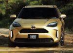 Новая модификация кроссовера Toyota Yaris Cross стала бестселлером рынка (Фото)