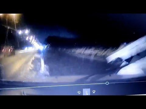 Тюмень: ДТП на Ямской