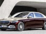 Mercedes показал Maybach S-Class нового поколения (фото)