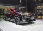 GAC показал на автосалоне в Гуанчжоу электрический спорткар с дальностью хода 600 км (фото)