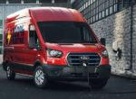 Ford представил электрический Transit (фото)