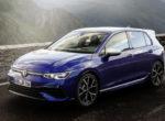 Volkswagen официально представил Golf R нового поколения (фото)